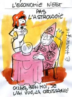 économie astrologie rené le honzec