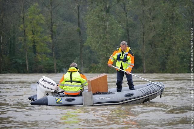 risque-inondation-crue credits Le Centre d'Information sur l'Eau (CC BY-ND 2.0)