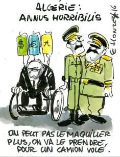 Algérie rené le honzec