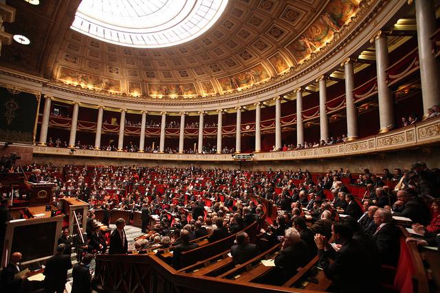 Hémicycle AN-Parti Socialiste(CC BY-NC-ND 2.0)