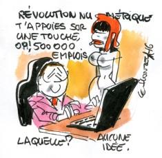 révolution numérique rené le honzec
