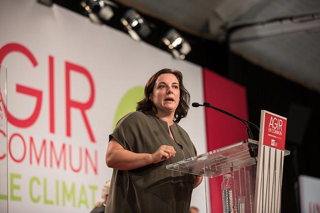 Emmanuelle Cosse crédits Parti Socialiste (CC BY-NC-ND 2.0)