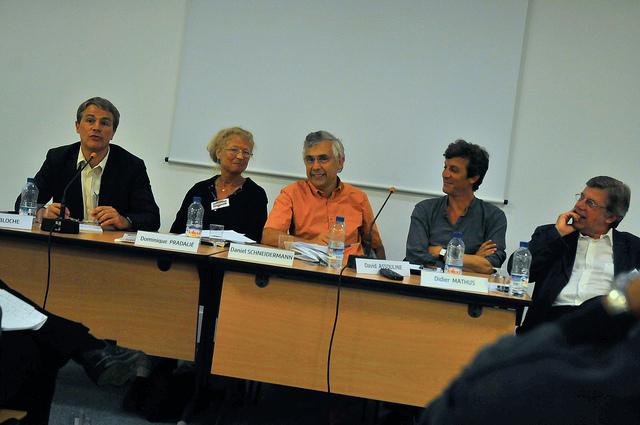 Daniel Schneidermann crédits Parti Socialiste (CC BY-NC-ND 2.0)