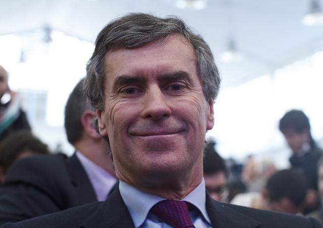 Jérôme Cahuzac, poursuivi pour fraude fiscale et figure des Panama Papers