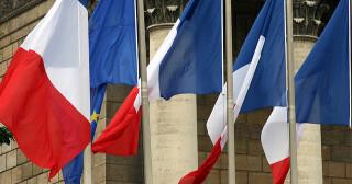 Drapeaux français (France) (Crédits Quinn Dombrowski, licence CC-BY-SA 2.0)