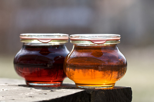 Homemade maple syrup-Chiot's Run(CC BY-NC 2.0)
