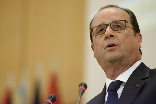 François HollandeInternational Labour Organization-Mr F. Hollande (CC BY-NC-ND 2.0)