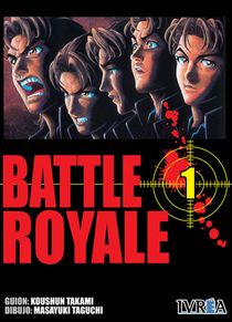 Koushun Takami Battle royale