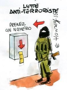 Lutte anti terrorisme rené le honzec