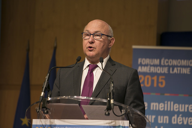 Michel Sapin OECD development Centre(CC BY-NC-ND 2.0)