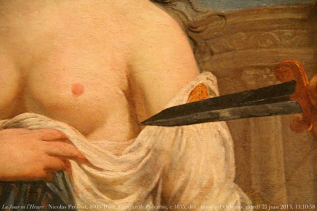 Renaud Camus-Le Sacrifice de Polyxène(CC BY 2.0)