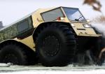 Le Sherp, buggy amphibie de l'apocalypse (vidéo)
