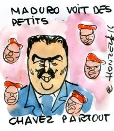 Maduro rené le honzec
