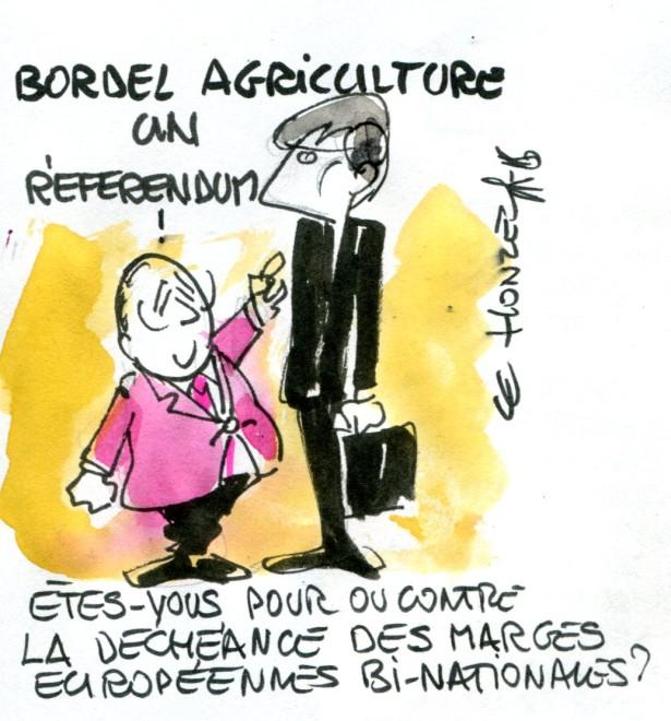 Le Fol agriculture rené le honzec