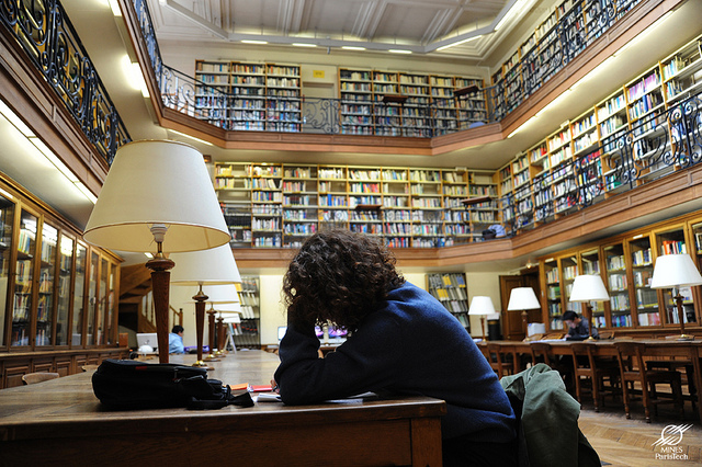 Vie étudiante crédits Mines_Paristech (CC BY-NC-ND 2.0)