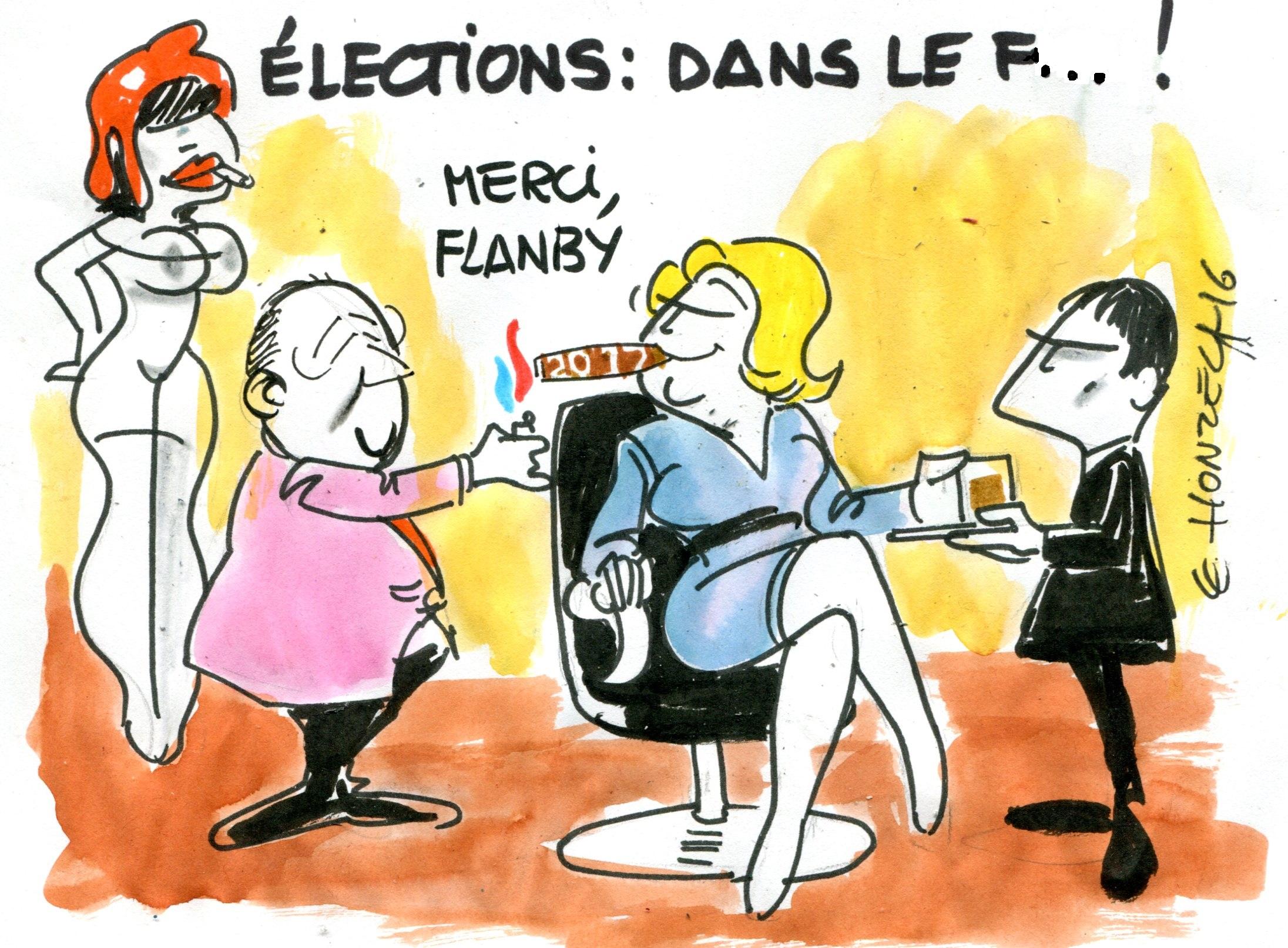 Elections rené le honzec