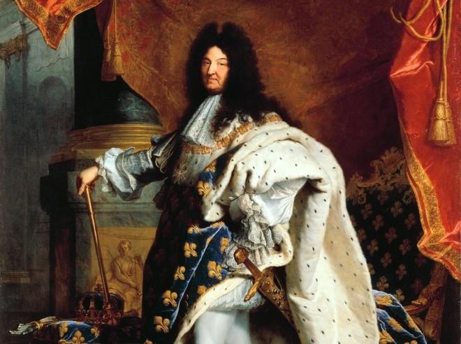 Louis XIV, domaine public
