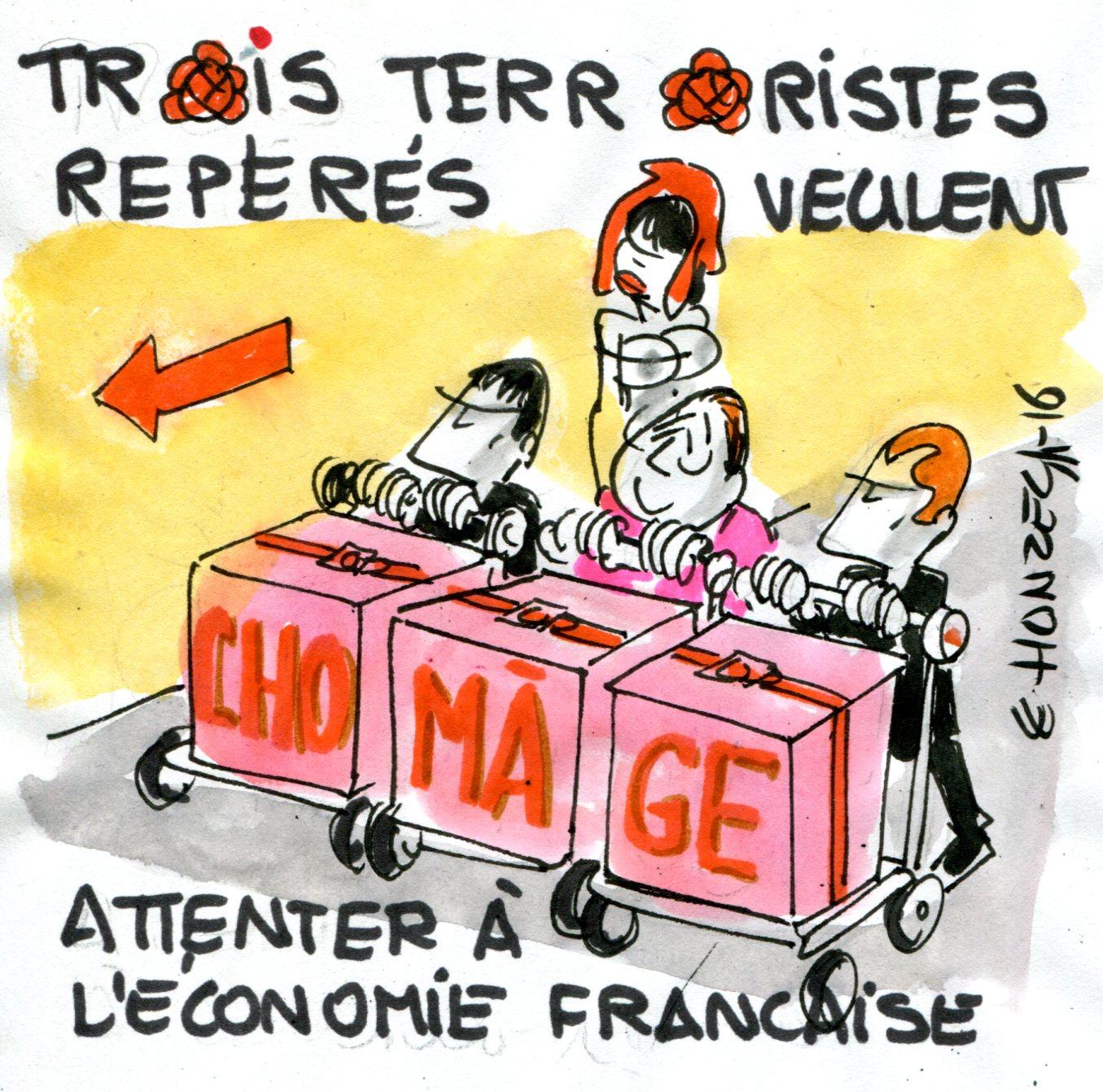 économie française René Le honec