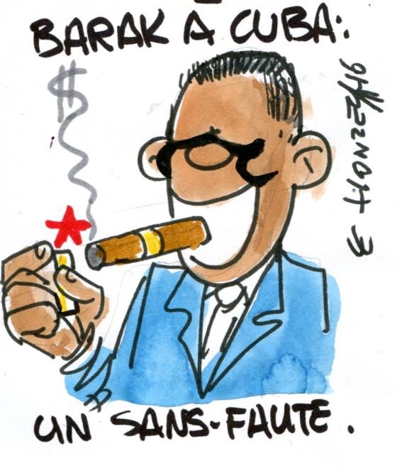 obama René Le Honzec
