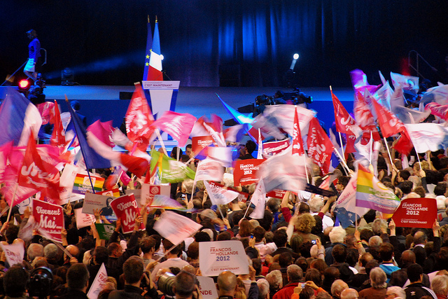 Campagne présidentielle 2012 de François Hollande