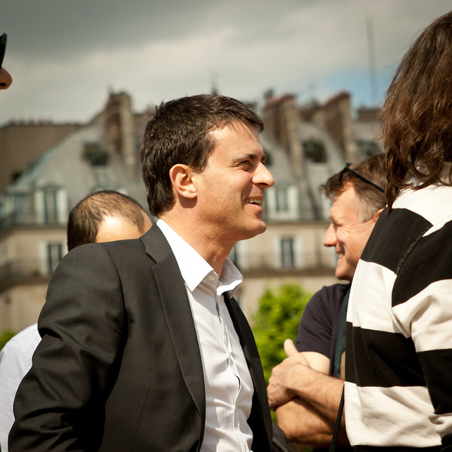 Manuel Valls : attention à l'exemple italien !