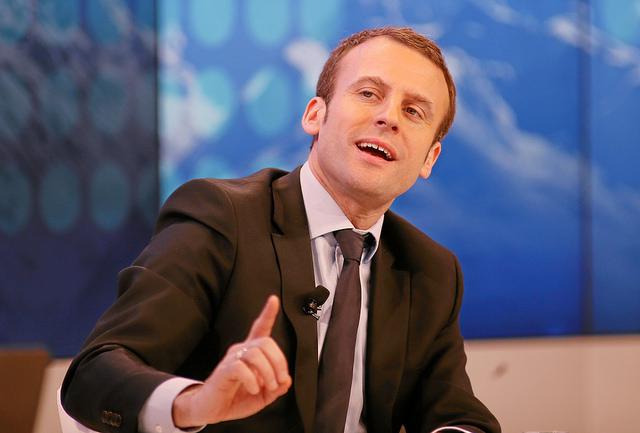 Rentrée 2016 : Macron dans les starting blocks !