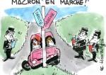 Emmanuel Macron lance son mouvement politique En Marche