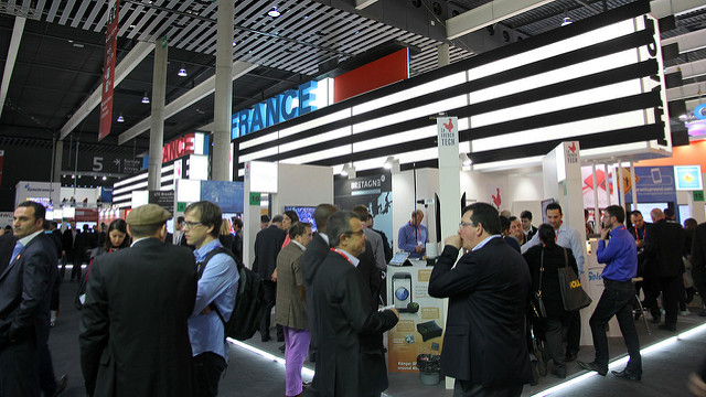 French Tech au Mobile World Congress de Barcelone en 2015