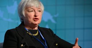 Janet Yellen, présidente de la Fed (réserve fédérale américaine)