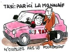 L'Etat veut racheter des plaques de taxi