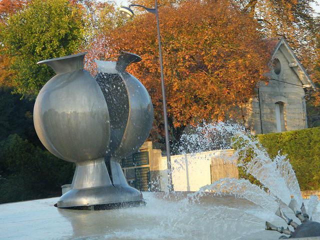 Le vase cassé de Soissons (Vase de Soissons)