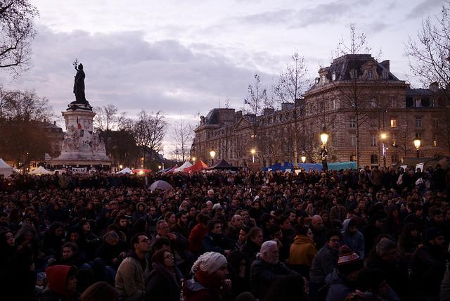 Nuit Debout doit libérer Paris