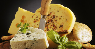 Aliments / Fromages - Wall food by Michael Stern - CC BY-SA 2.0