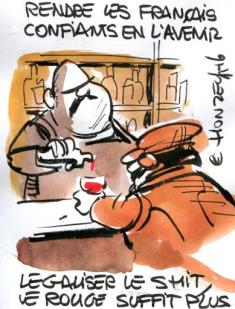 rené le honzec français confiants