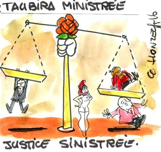 taubira justice rené le honzec
