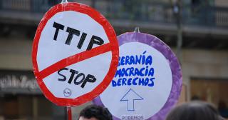 Accord Tafta-TTIP : le marché confisqué ?