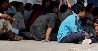 90% des migrants victimes d'un réseau criminel ?