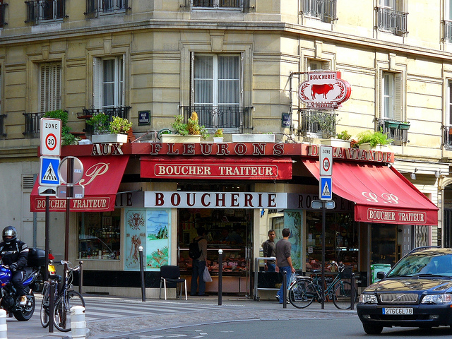Boucherie à Paris - Boucheries