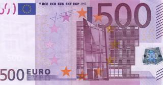 Suppression du billet de 500€ : les États s'attaquent à nos libertés