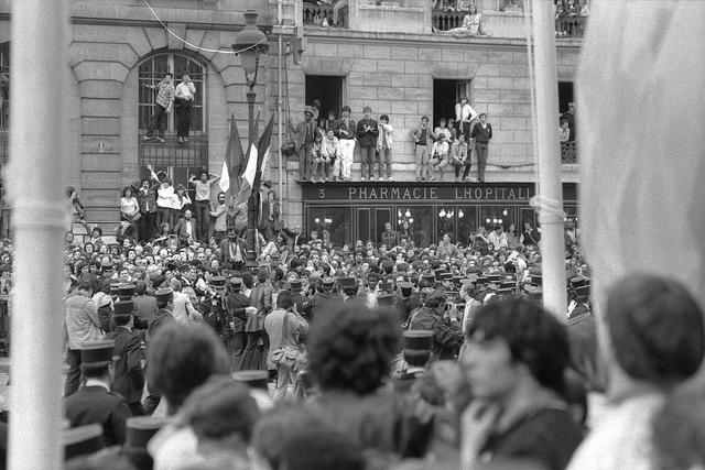 10 mai 1981, élection de François Mitterrand