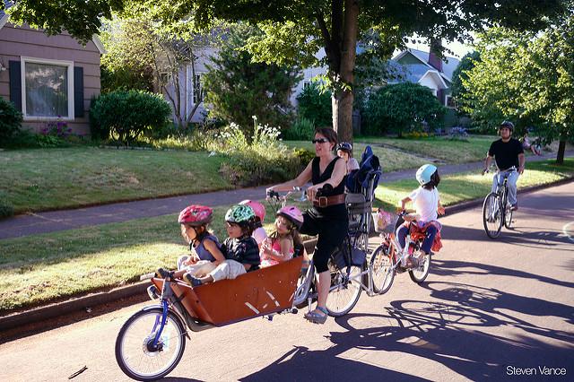 Bak fiets - Pays-Bas