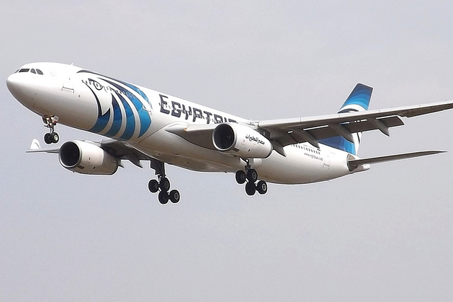 Vol Egyptair