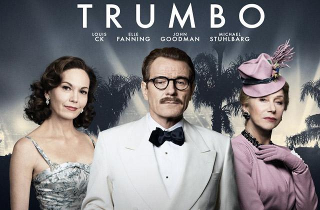 L'affiche du film Dalton Trumbo