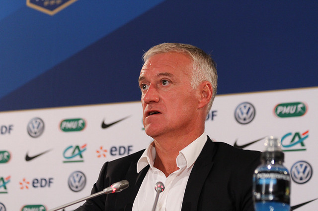 Didier Deschamps-Aout 2014- by william Morice(CC BY-ND 2.0)