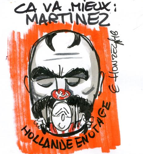 Hollande Martinez rené le honzec