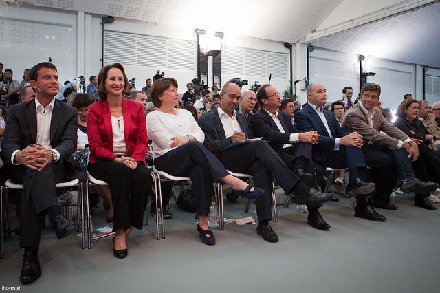 Webstern Socialiste-Candidats à la primaire à gauche en 2011(CC BY-NC 2.0)