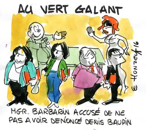 Denis Baupin accusé de harcèlement, le vert galant ?
