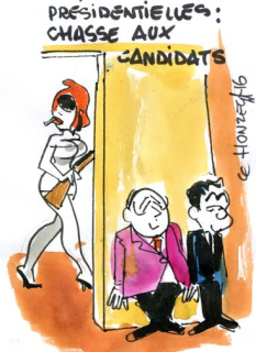 chasse aux candidats rené le honzec