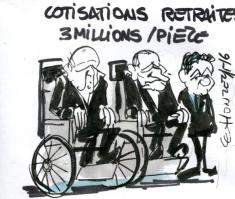 Fonction Publique Le Gouffre Financier Des Cotisations Retraite