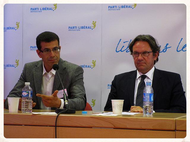 Primaire à droite : débat avec Frédéric Lefebvre